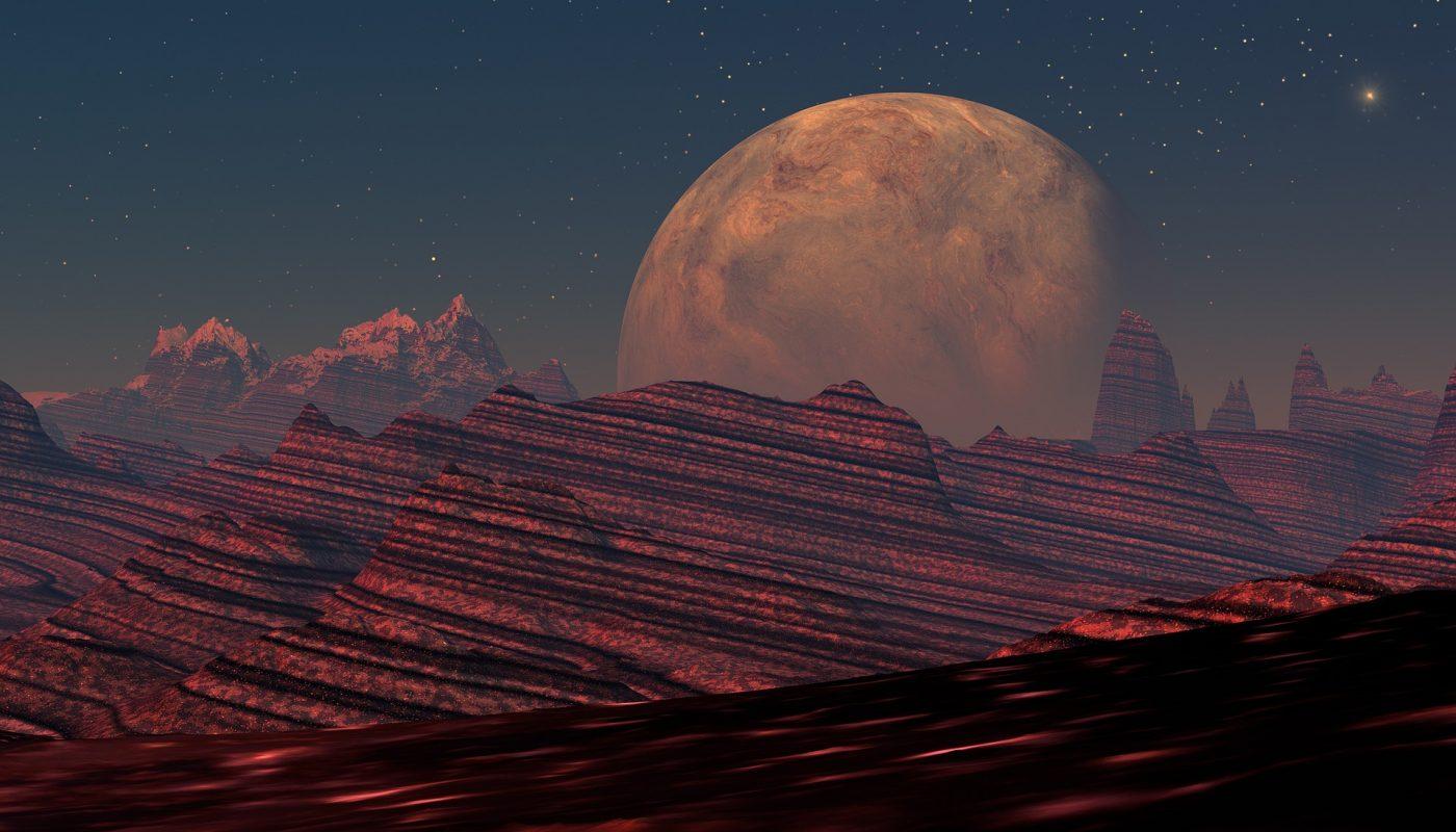 Que signifie Mars dans votre thème