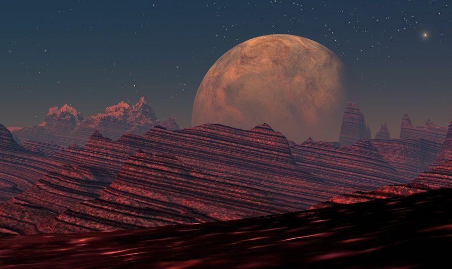 Ce que Mars signifie dans votre thème