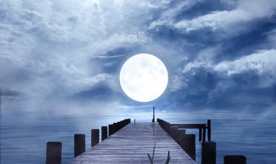 La Lune dans votre thème astrologique, un outil d'affirmation de soi