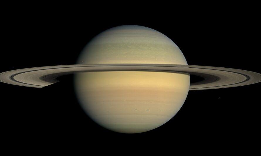 Saturne et ses cycles