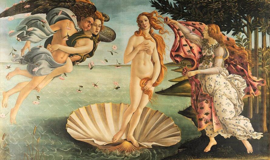 Vénus, ou parlez-moi d'amour …