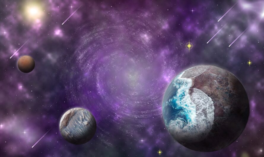 Une interprétation des symboles des planètes